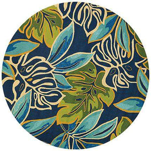 Covington Areca Palms Outdoor Area Rug-Rug Shop and More