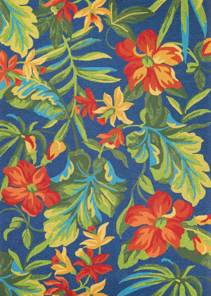 Covington Tropical Orchid Outdoor Rug-Rug Shop and More