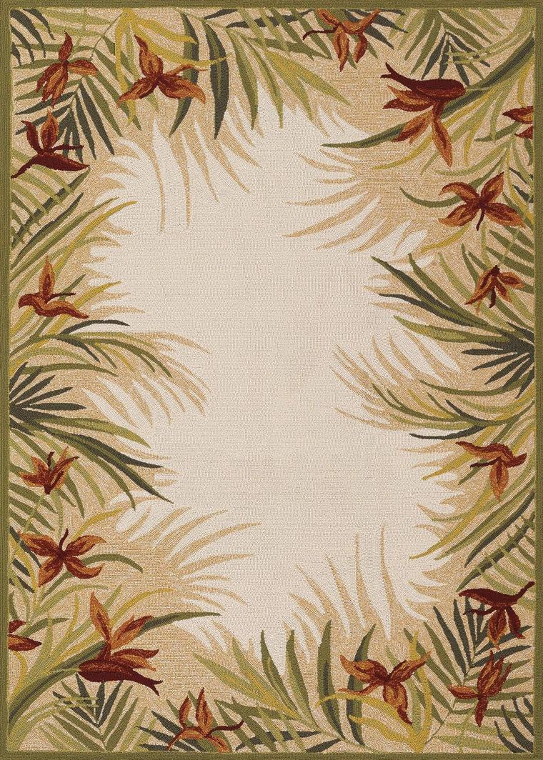 Covington Tropics Garden-Casual Indoor Rug Collection