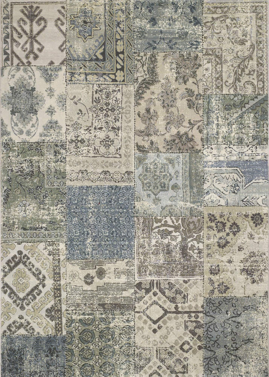Easton Camilla-Geometric Transitional Rug Collection