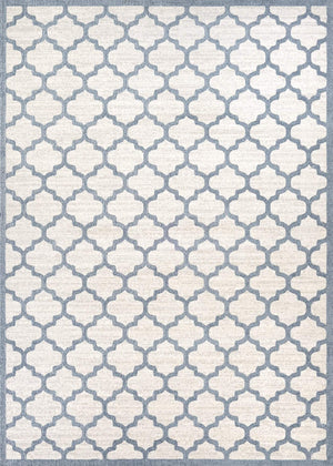 Marina Garden Gate Transitional Area Rugs