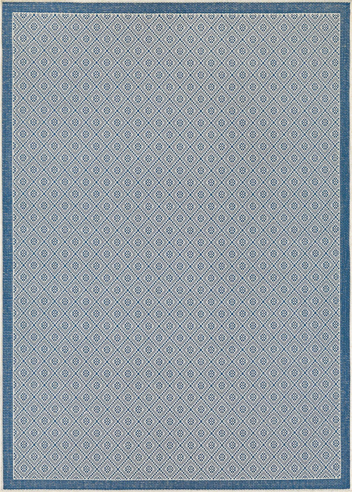 Couristan Monaco Sea Pier Indoor Outdoor Modern Area Rugs