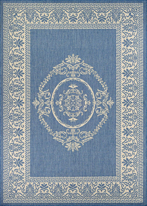 Recife Antique Medallion Indoor-Outdoor Area Rug Collection