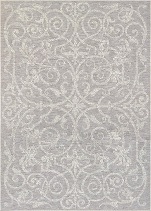 Couristan Summer Quay Indoor Outdoor Modern Area Rugs