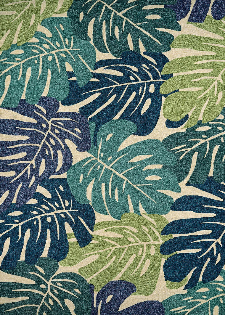 Covington Monstera Casual Indoor Rug Collection