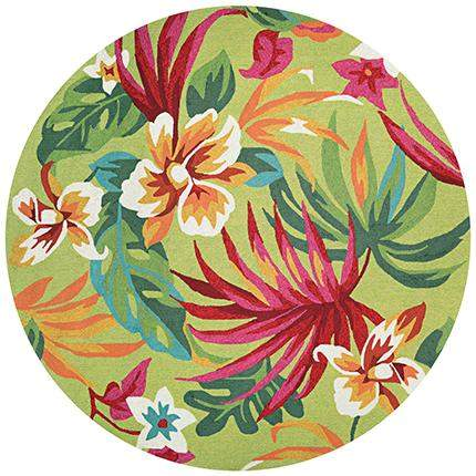 Covington Painted Fern Outdoor Area Rug-Rug Shop and More