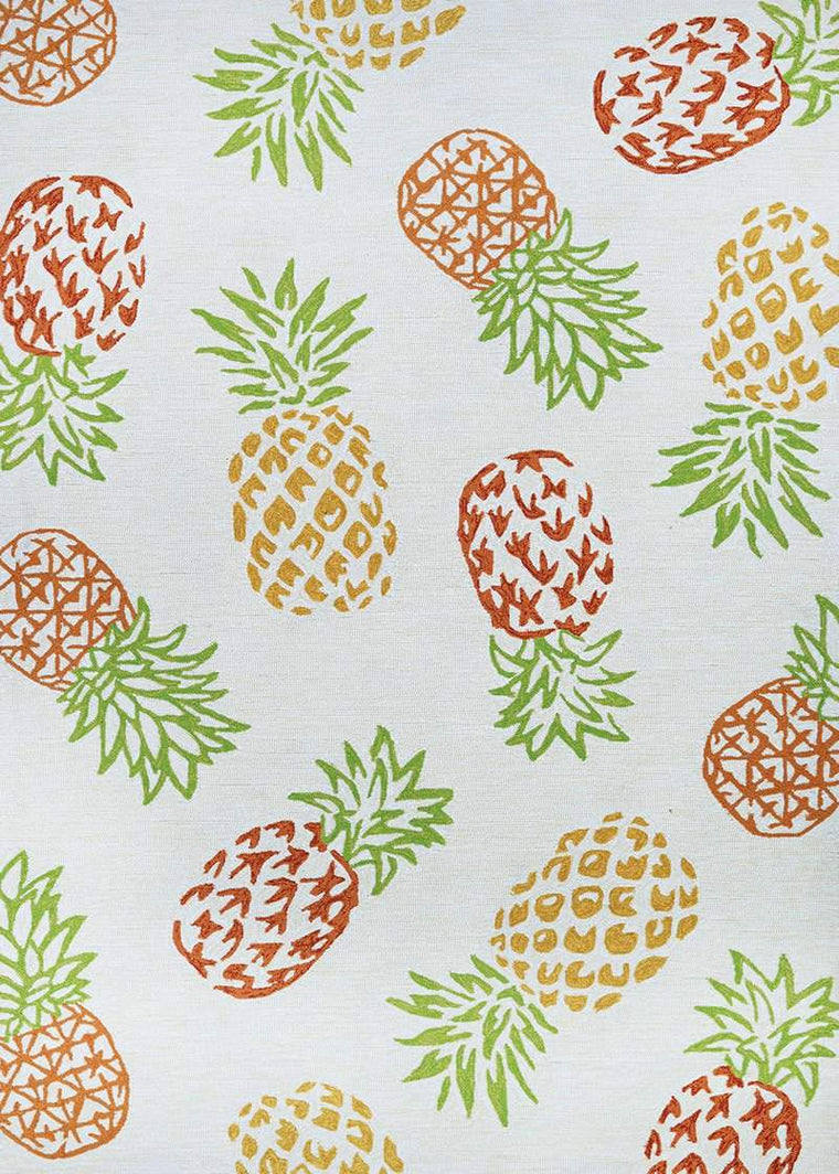 Covington Pineapples Indoor-Outdoor Rug Collection