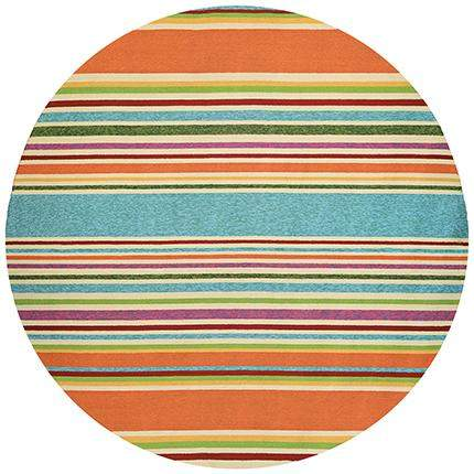 Covington Sherbet Stripe Outdoor Rug-Rug Shop and More