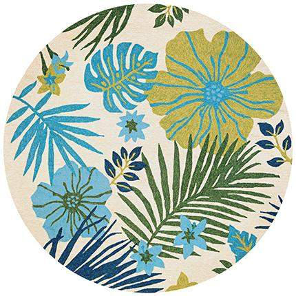Covington Summer Laelia Outdoor Area Rug-Rug Shop and More