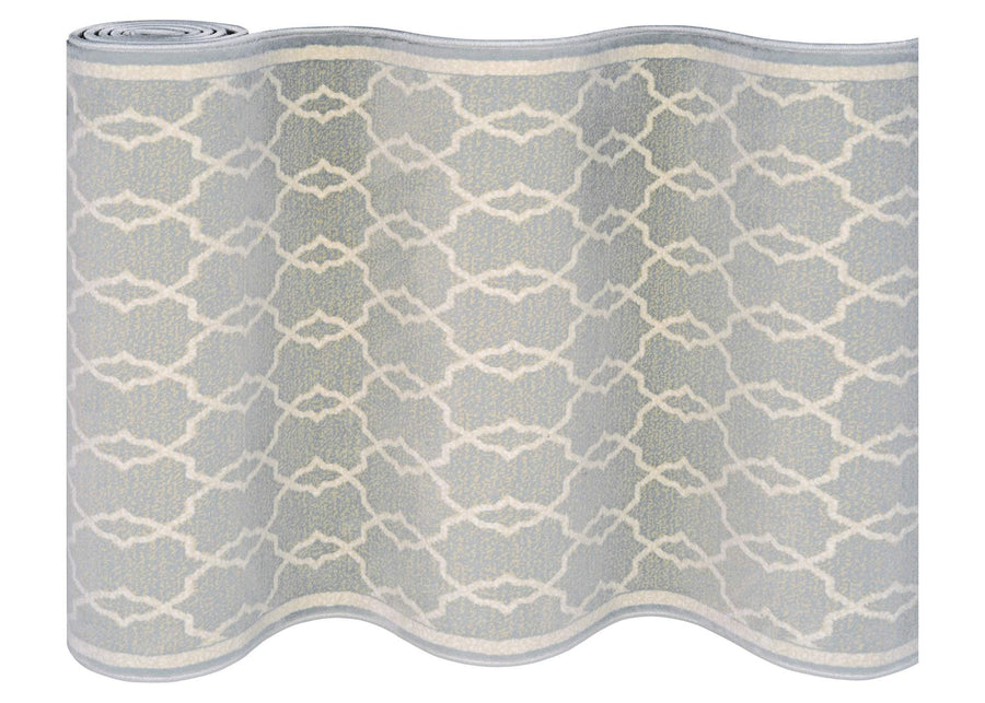 Dakota Seafoam Staircase Runner-Staircase Runner-Rug Shop and More