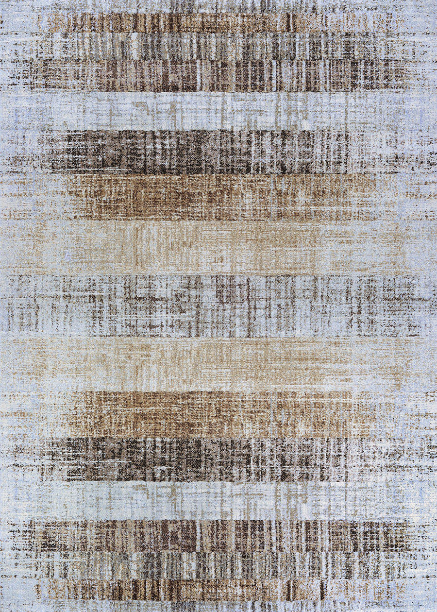 Distress Plank Modern Area Rug-Area Rugs-Rug Shop and More