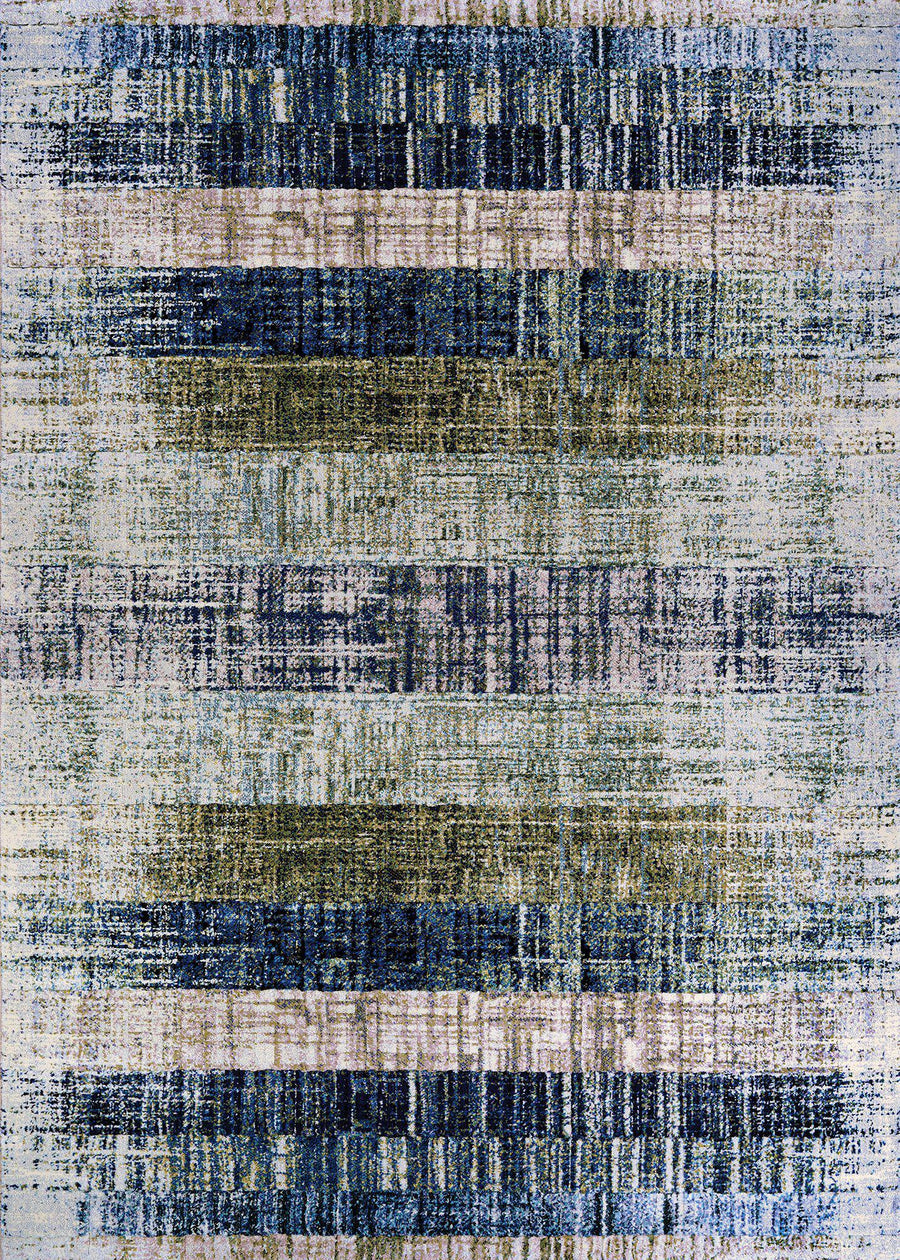 Distress Plank Transitional Area Rug-Area Rugs-Rug Shop and More