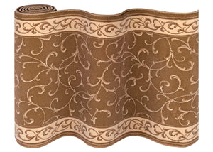 La Scala Saddle Staircase Runner-Staircase Runner-Rug Shop and More