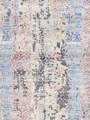Modern Gemstone Silk & Wool Area Rugs-Area Rugs-Rug Shop and More