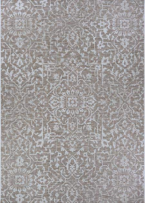 Palmette Outdoor Area Rug-Rug Shop and More
