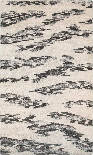 Moroccan Handknotted Wool Area Rugs
