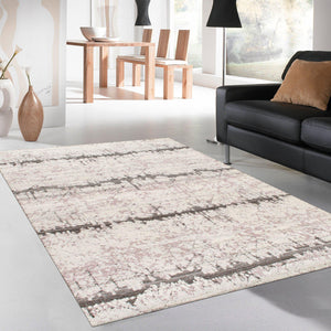 Vogue Design Handmade Modern Grey Area Rug