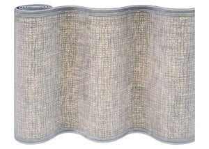 Raelyn Platinum Staircase Runner-Staircase Runner-Rug Shop and More