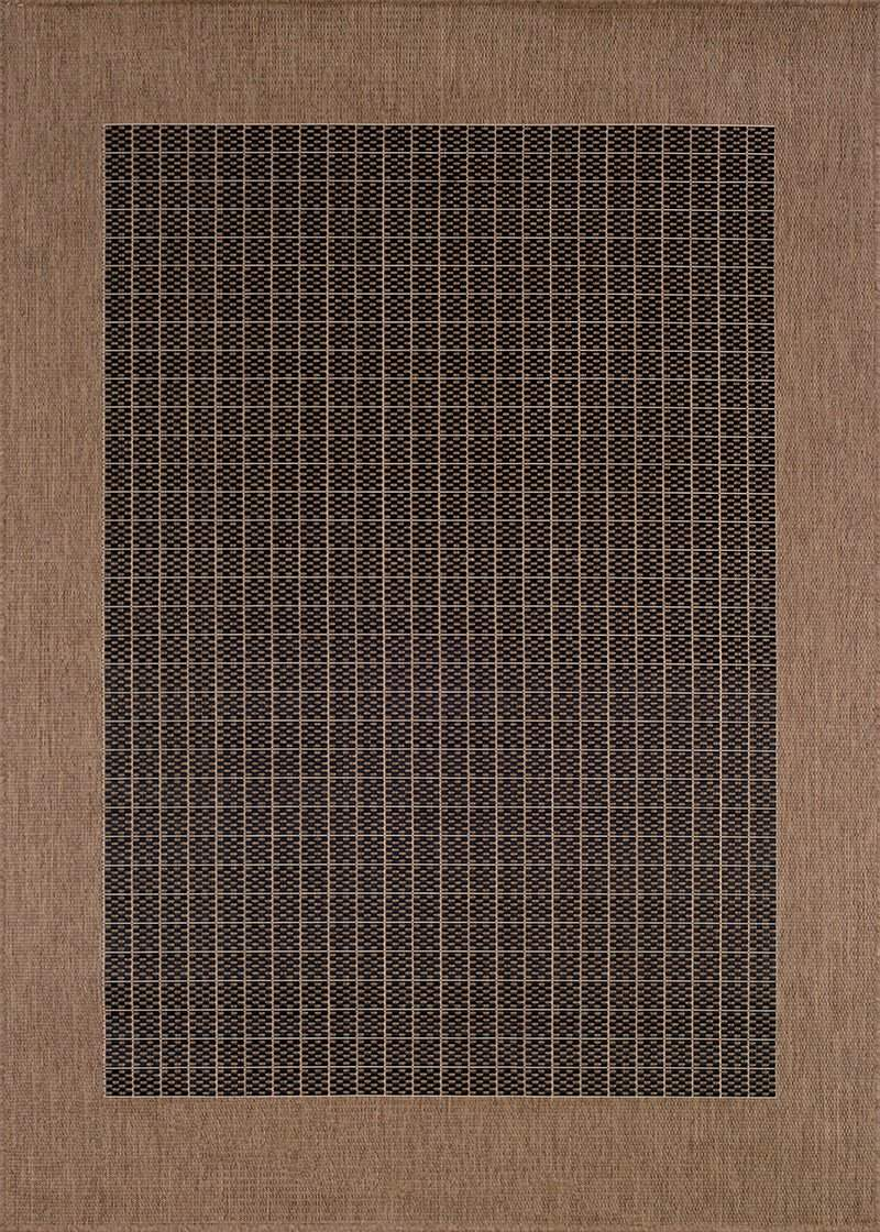 Recife Checkered Field Indoor-Outdoor Area Rug Collection