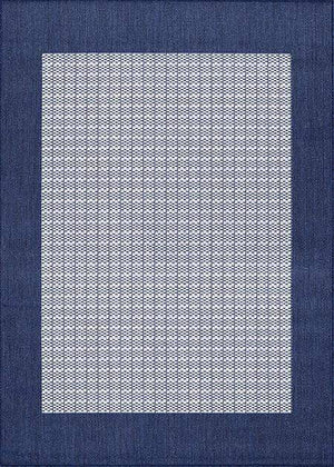 Recife Checkered Field Outdoor Area Rug-Rug Shop and More