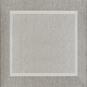 Recife Stria Texture Square Outdoor Rugs-Rug Shop and More
