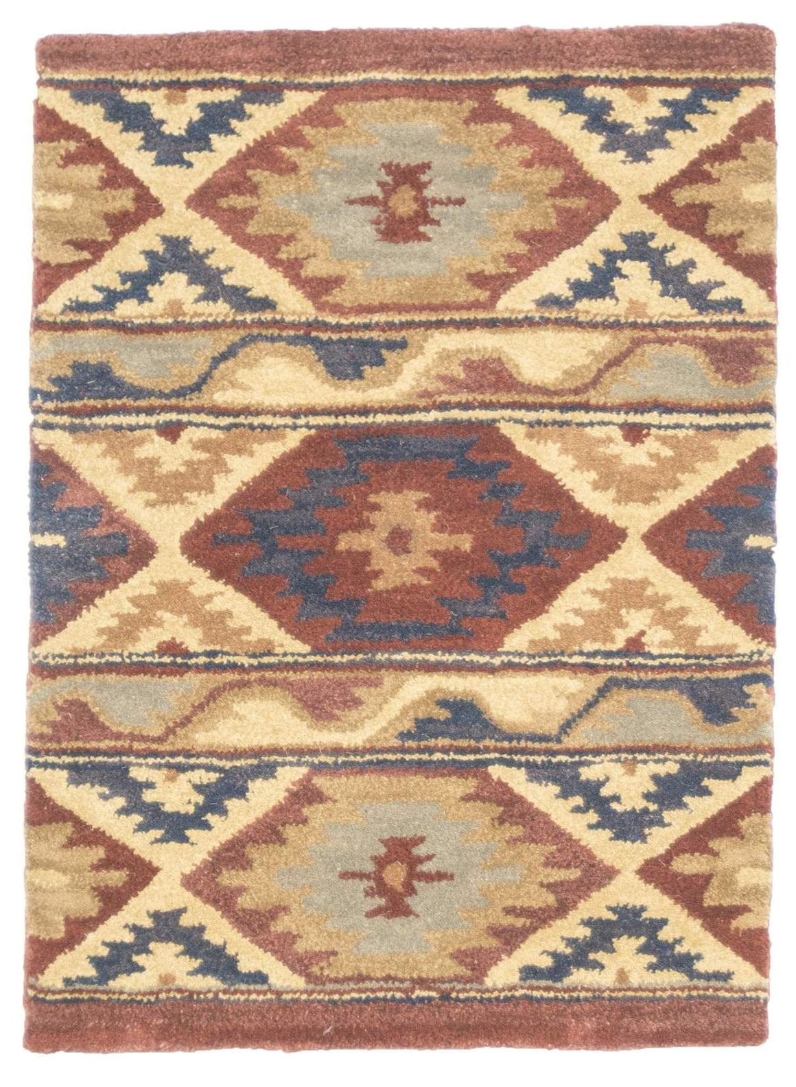 2' x 3' Southwest Design Wool Small Rug by Rug Shop and More-Area Rugs-Rug Shop and More
