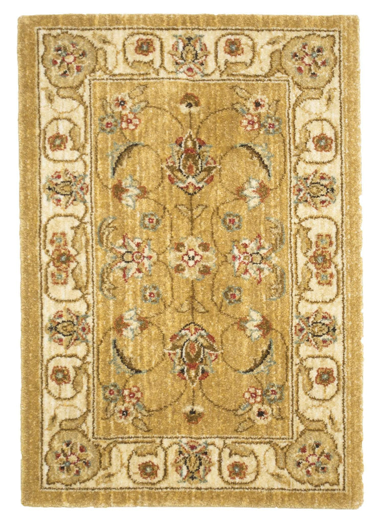 2' x 3' Traditional Floral Pattern Small Rug by Rug Shop and More Area Rugs - Rug Shop and More