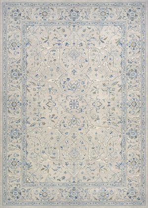 Sultan Treasures Floral Yazd Area Rugs-Area Rugs-Rug Shop and More