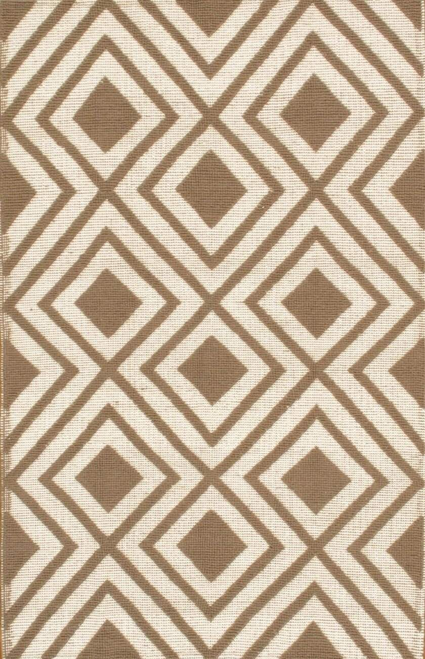 Transitional Geometric Patterned Area Rugs