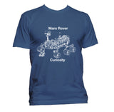 Mars Rover Curiosity Youth T-shirt - Shuttlewear, Mars Rover Curiosity Youth T-shirt