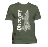 Discovery Youth Shuttle T-Shirt - Shuttlewear, Discovery Youth Shuttle T-Shirt