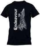 Endeavour Youth Shuttle T-Shirt - Shuttlewear