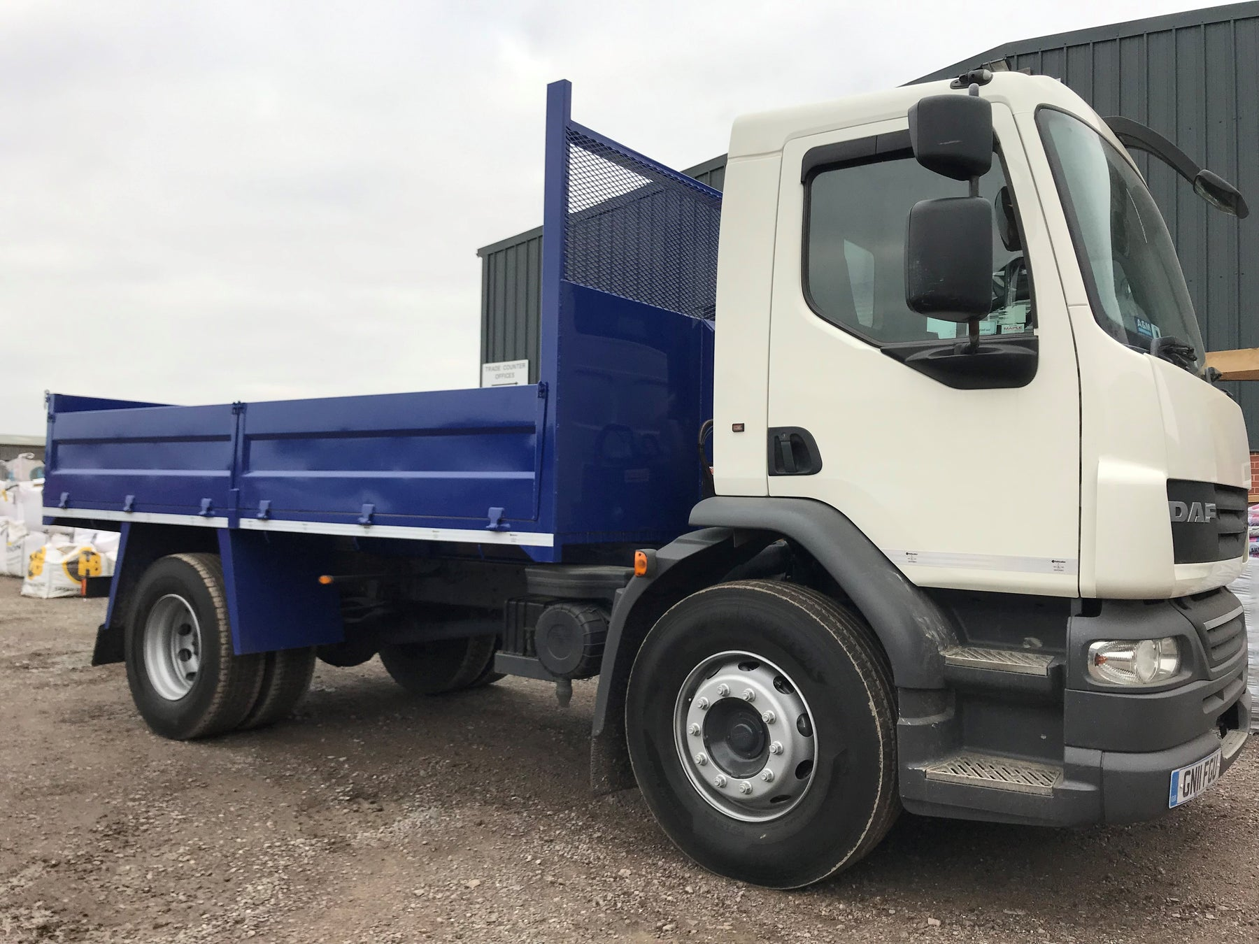 Local Tipper Loads Available
