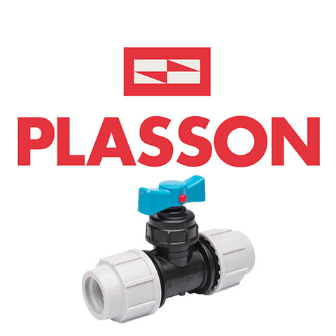 Plasson MDPE Fittings
