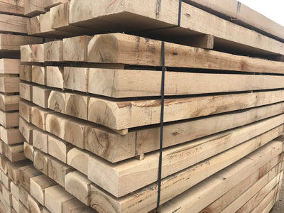 Oak Sleeper 2400mm x 200 x 100