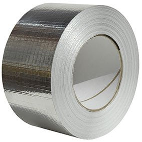 50mm x 45mtr Aluminium Tape
