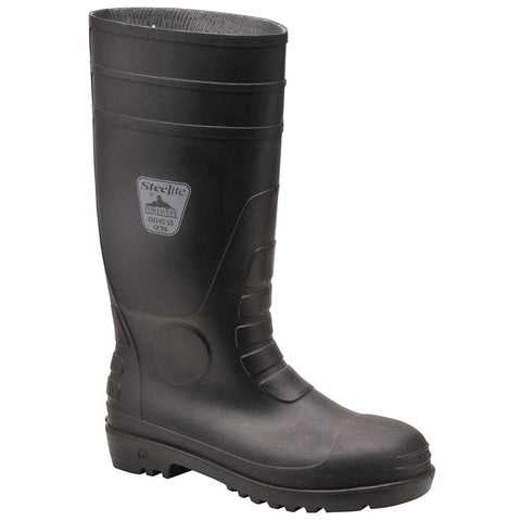 Steelite Wellingtons Black