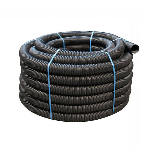 100mm Black Perforated Land Drain