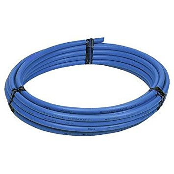 50mm Blue Water Pipe (Various Length Coils)