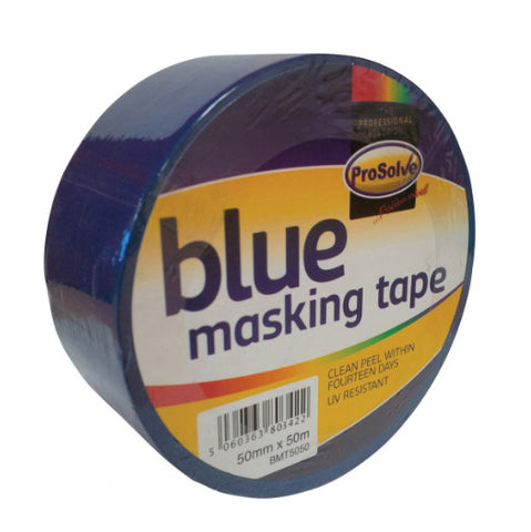 Blue Masking Tape (Various Sizes)