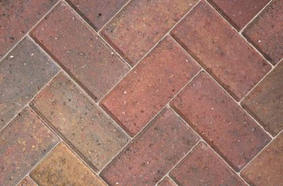50mm Block Paving (Various Colours)