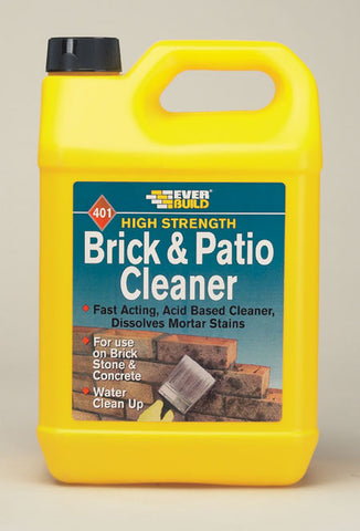 401 Brick & Patio Cleaner 5ltr