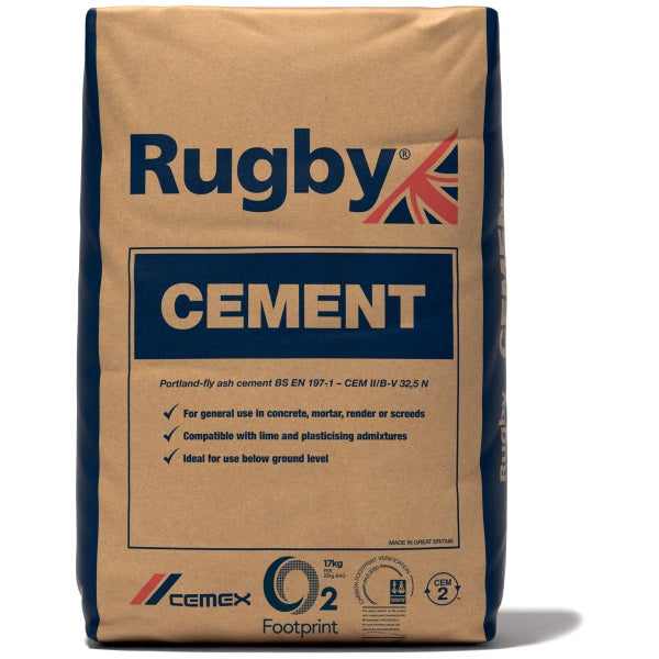 25kg Rugby Cement