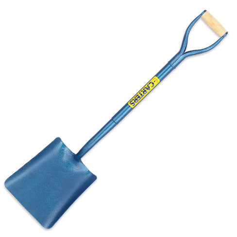 Carter Square Mouth Shovel All Steel