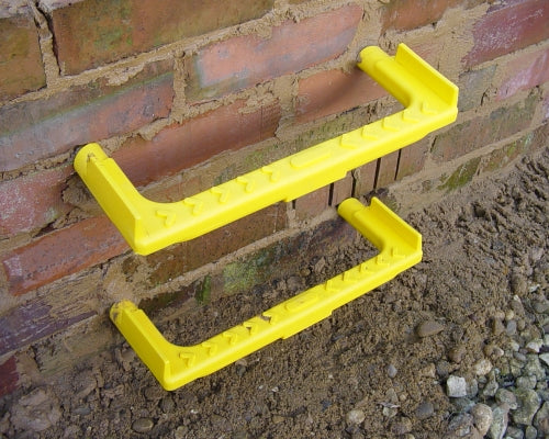 Brick Steps - Yellow Plastic Encapsulated