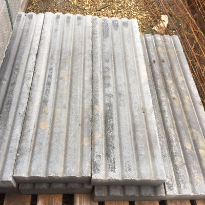 Fluted Channel 255 x 75mm