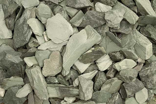 Bulk Bag 40mm Green Slate