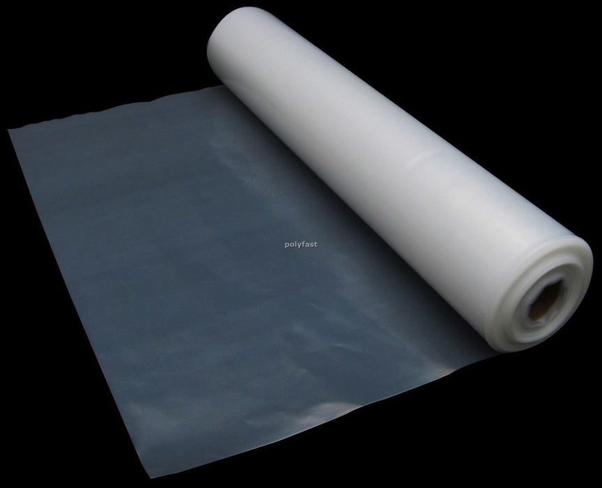 TPS Polythene Heavy Duty Clear 25x4mtr
