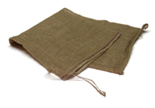 "Hessian Sand Bags 13"" x 30"" with Tie"