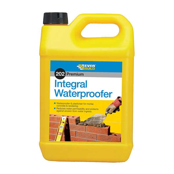 202 Integral Waterproofer 5ltr